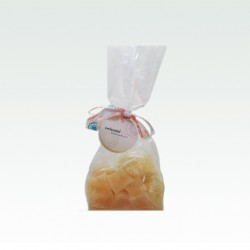 Logo Printed 100gr Clear Cello Bag