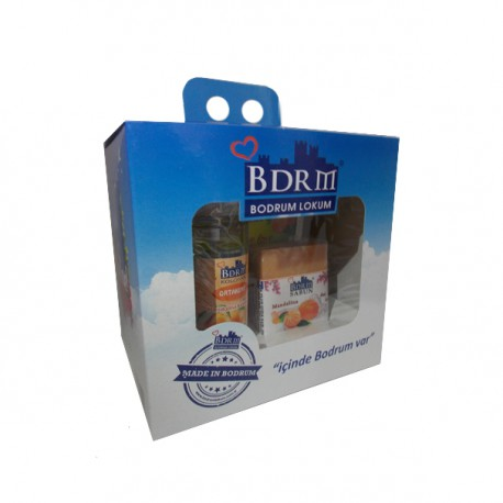 BDRM PACK (four in one)