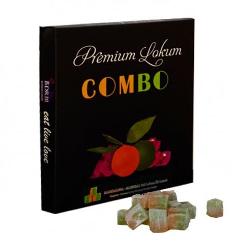 Combo Lokum Mandalina-Satsuma Bir Arada