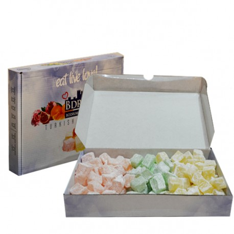 Bulk Box Turkish Delight 1Kg