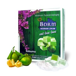 Bodrum Green Tangerine Turkish Delight