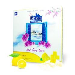 BDRM Bodrum Limon Lokum Kutu 400gr