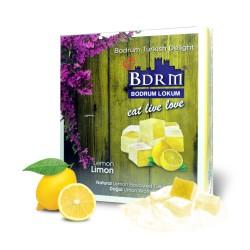 Bodrum Lemon Turkish Delight
