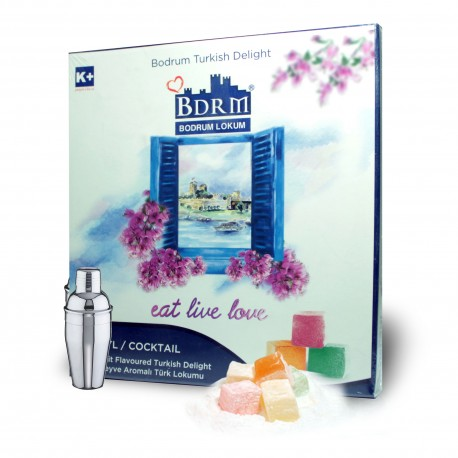 Mixed Flavoured Turkish Delight