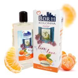 Bodrum Natur Tangerine Cologne  (100ml)
