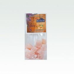 Bodrum  Turkish delight Clear cello Bag 150 G