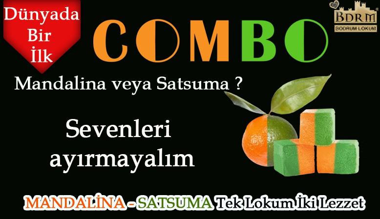 Bodrum COMBO Lokumu